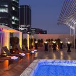 New rooftop pool & bar at Galeria Plaza Reforma in Mexico City, part of the Las Brisas Hotel Collection