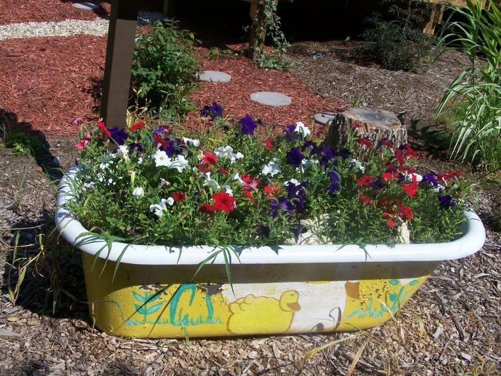 Fullsize Of Unusual Garden Planters