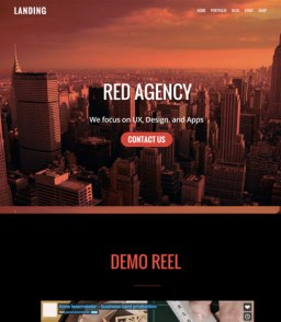 Agency Page