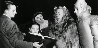 Behind the Scenes Photos of 'The Wizard of Oz' in 1939