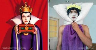 These Guys Are Real Masters of Cosplay