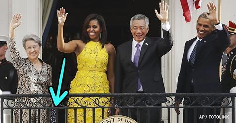 The wife of Singapore's Prime Minister carries a $15 purse, and there is such a good reason for this