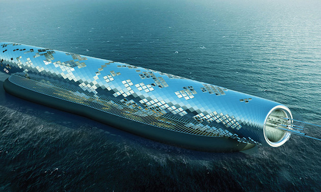 Solar-Powered Pipe Desalinates Saltwater Into 1.5 Billion Gallons of Clean Drinking Water