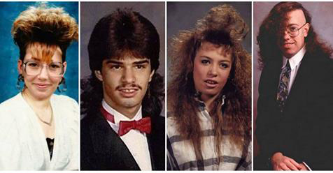 30 Funny Yearbook Photos from the 1980s and Early 1990s