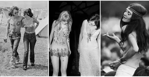 Peace, Love And Freedom – Pictures Of Hippie Fashions From The Late 1960s To 1970s