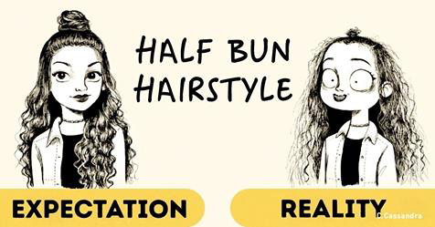 17 amusing comic strips about the not-so-simple life of a woman