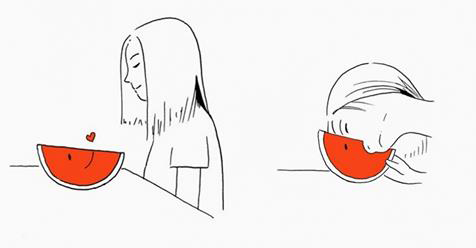 16 brilliantly witty comic strips by the artist Tango