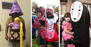 22 Of The Best Parent & Child Halloween Costume Ideas Ever