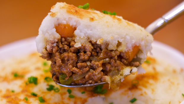 The Missing Lokness | Ground Beef Shepherd's Pie