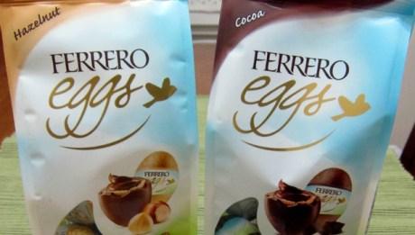 Ferrero Eggs
