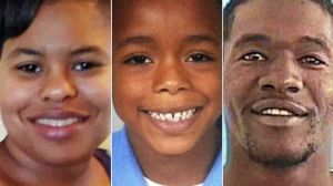 30-year-old Atira Hughes Smith, her 7-year-old son Jaidon Hill and her husband 34-year-old Laterry Smith