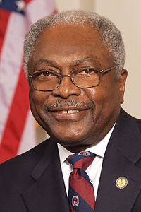 U.S. House Assistant Democratic Leader James Clyburn