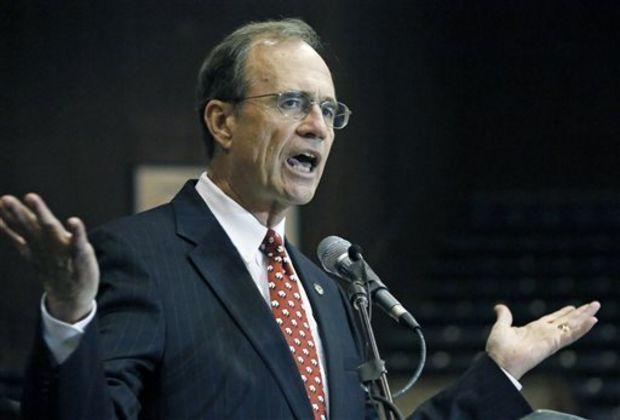 Secretary of State Delbert Hosemann (AP Photo)