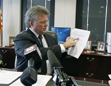 Attorney General Jim Hood (AP Photo/Rogelio V. Solis)