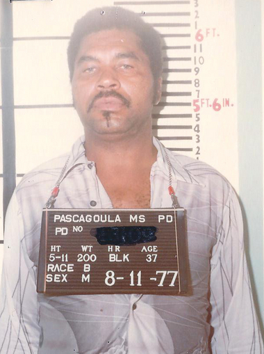 Samuel Little, also known as Sam McDowell, was first arrested in Pascagoula in 1977. (Photo courtesy of the Pascagoula Police Department)