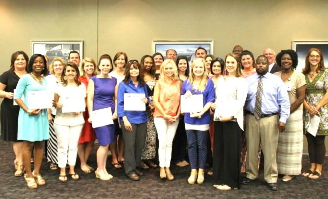 Madison County School District recipients