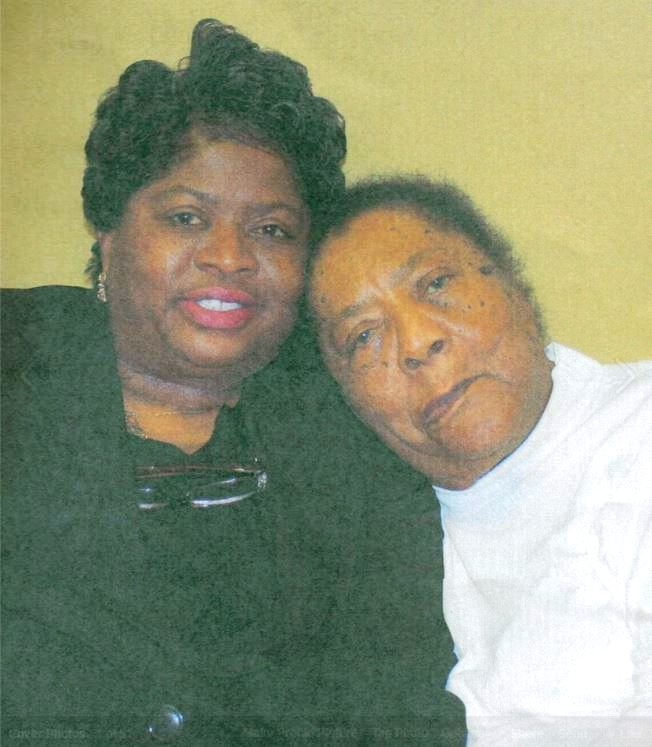 Gail H. M. Brown and her mother, Mary Ann Marshall