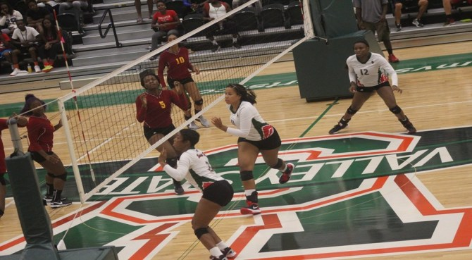 Mississippi Valley Devilettes face Texas Southern at 7 p.m. Oct. 20. PHOTO COURTESY OF MISSISSIPPI VALLEY STATE