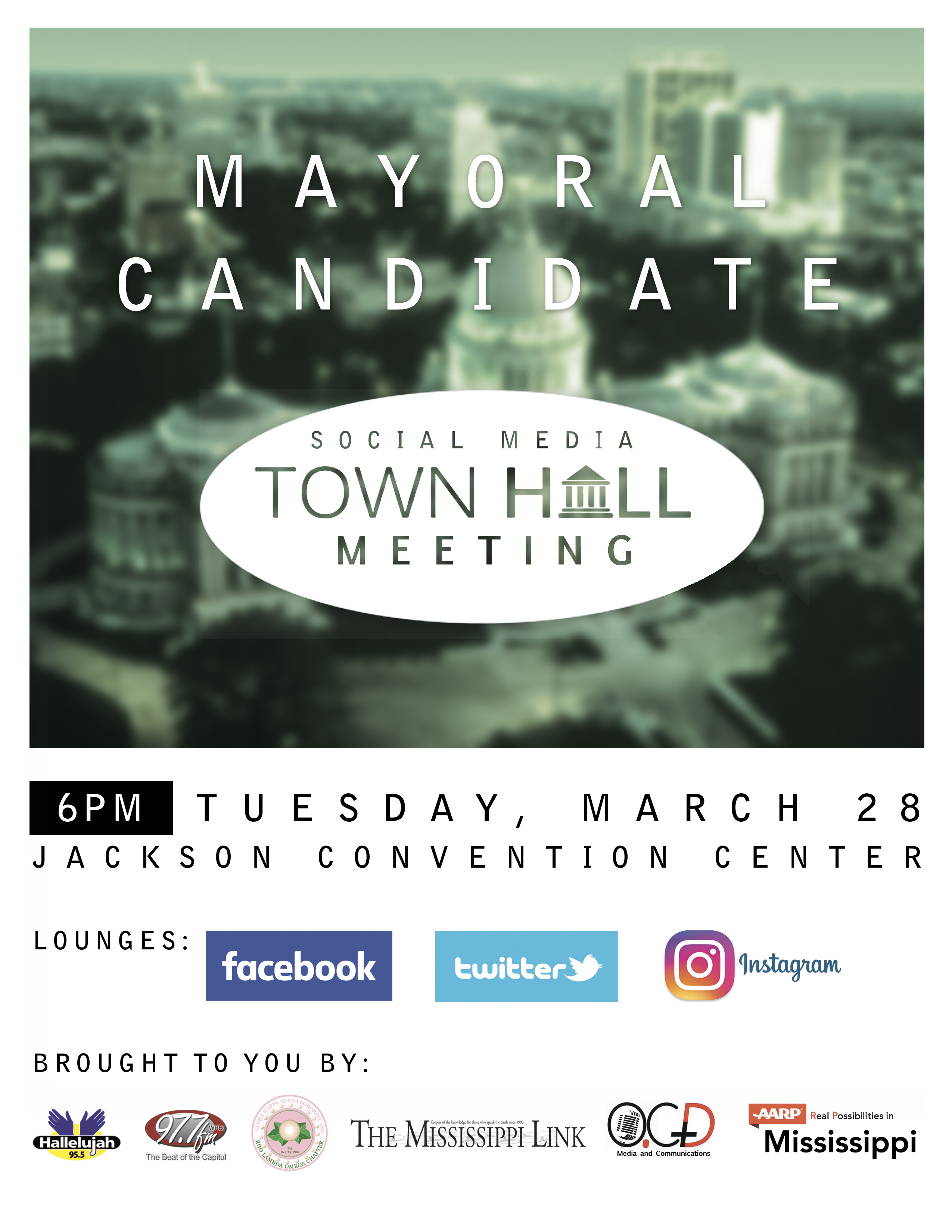 The Mississippi Link to participate in Social Media Town Hall Forum