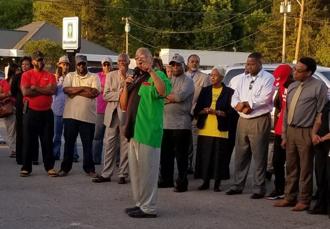 Bishop Ronnie Crudup Sr. acknowledges the majority of Jackson residents who are striving daily to make it a wonderful dwelling place.