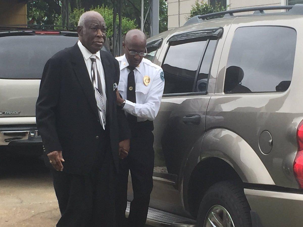 Jackson S First Black Police Officer Given Lifetime Award