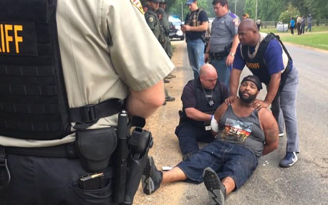 Willie Cory Godbolt's arrest.