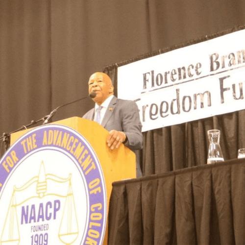 Cummings Photo: NAACP