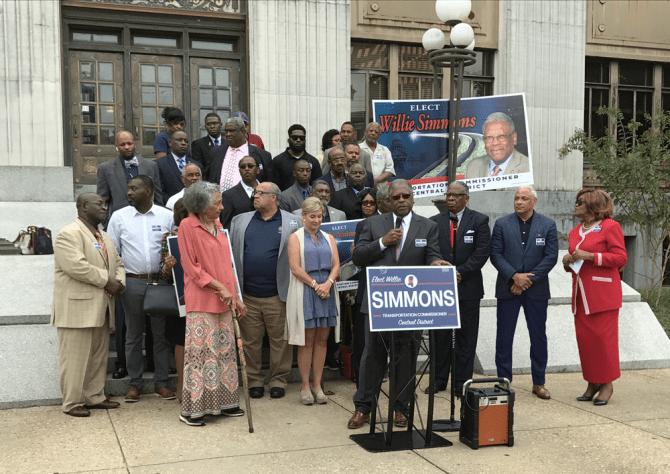 Simmons speaking