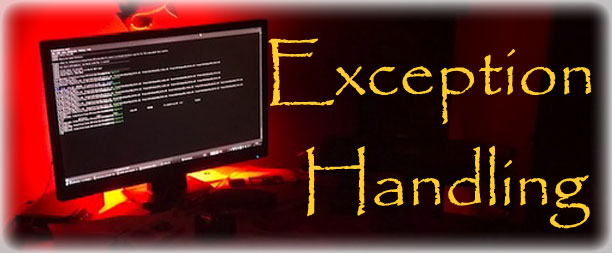 Exception Handling Standards