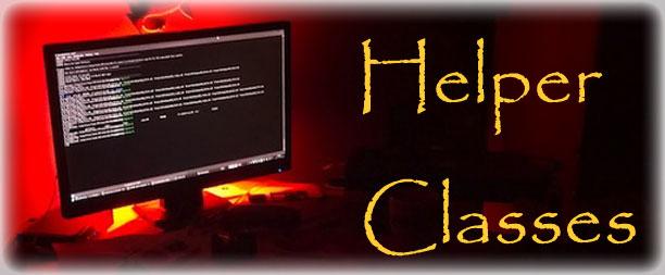 Helper Classes Standards