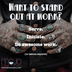 ways you can stand out at work