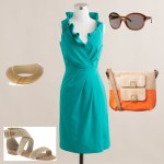 Styling a Summer Dress Three Ways (Causal Daytime, Date Night and Office)