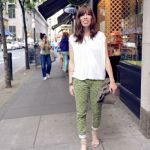 How We Wear It:  Capris & Cropped Pants