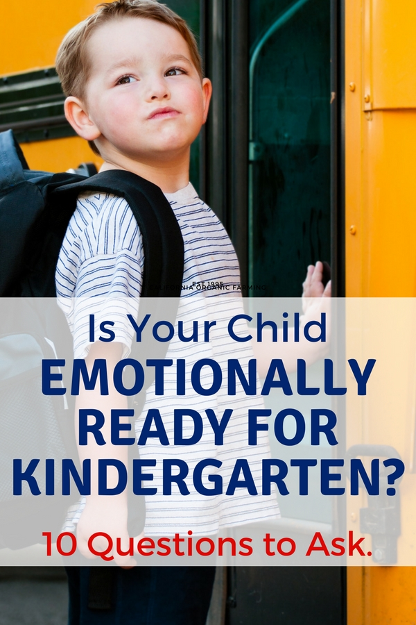 Do you have a nervous or anxious rising Kindergartener? These questions and this will get them expressing their concerns in no time!