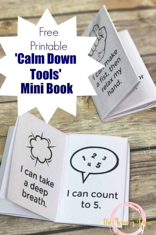 get your printable mini book