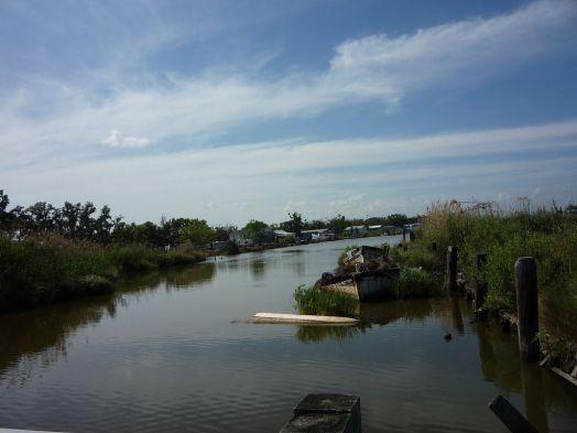 Dulac Louisiana Bayou