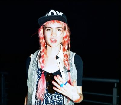 The Most Definitely | Grimes. She Cool.