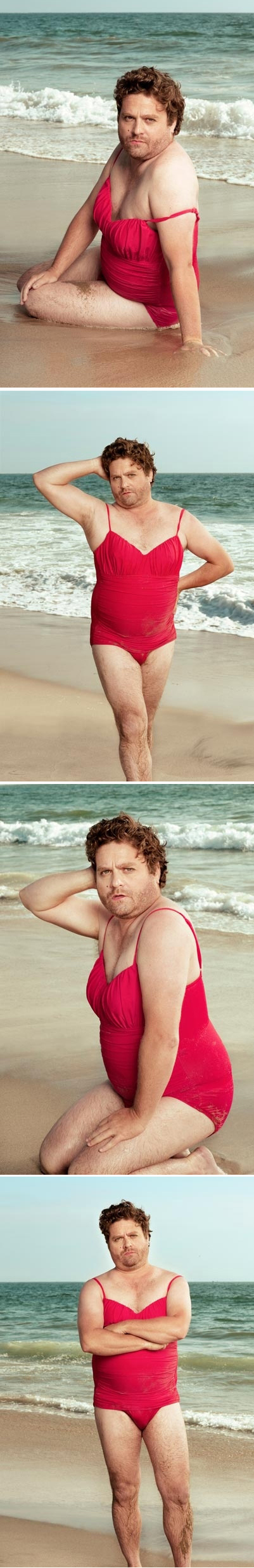 Zach Galifianakis Vanity Fair