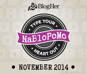 NaBloPoMo November 2014 | MrsTeeLoveLifeLaughter.com