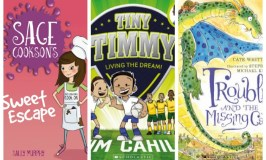Soccer, Dragons and Cooking - New Reads for 7+ Year Olds