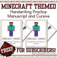 Subscriber Freebie