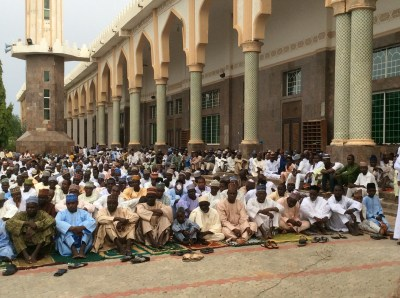 Photo: Sallah celebration in Yobe