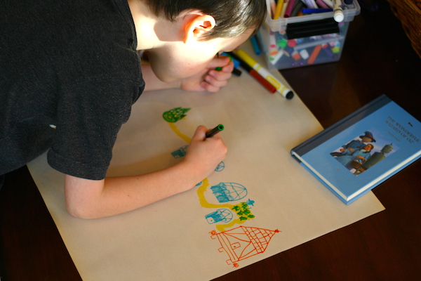 How to teach maps and geography without a homeschool curriculum - a relaxed approach to homeschooling!