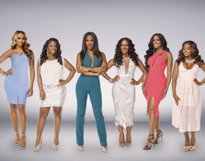 Ghosts of Boyfriends Past {Real Housewives of Atlanta}