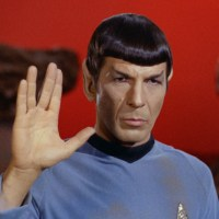 Spock as Interplanetary Mixed-Race Muse