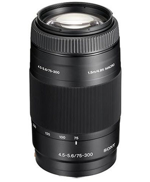 Zoom lenses for Sony A77