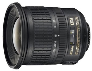 wide lens for Nikon D3200