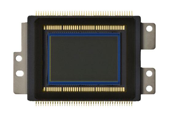 Canon 650D Sensor