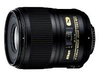 NIKKOR 60mm f/2.8G ED AF-S