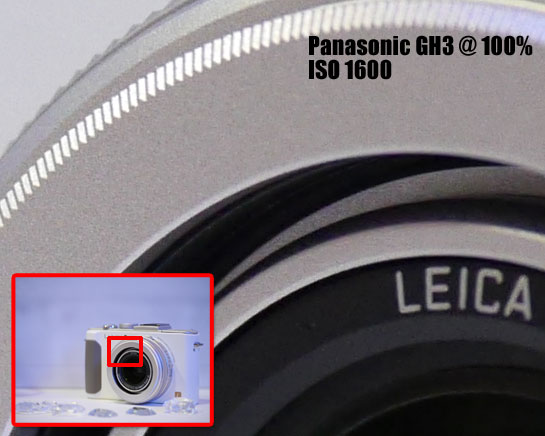 Panasonic GH3 high ISO samples